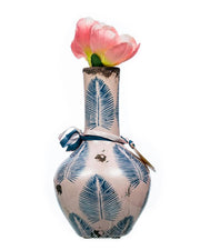 tropical flower vase bong