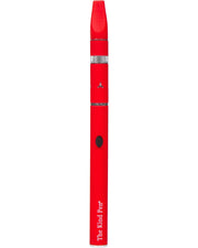 "Red ""Slim"" Wax Vaporizer Pen"
