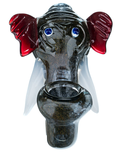 Check Out the Elephant Head Sherlock Pipe