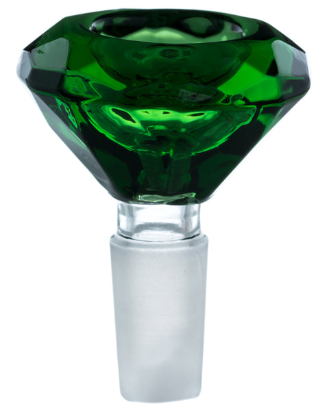 Green Diamond Bowl