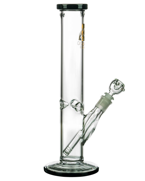 "Diamond Glass 13"" Classic Straight Tube"