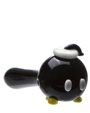 Bomberman Glass Pipe