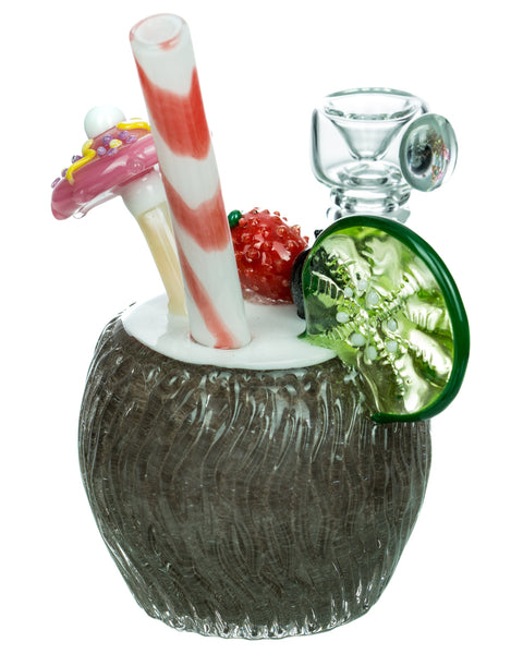 Coconut Bong - Check Out Empire Glassworks