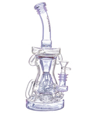 Purple Bent Neck Tubular Incycler