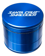 Santa Cruz Shredder - Medium 3 Piece Herb Grinder