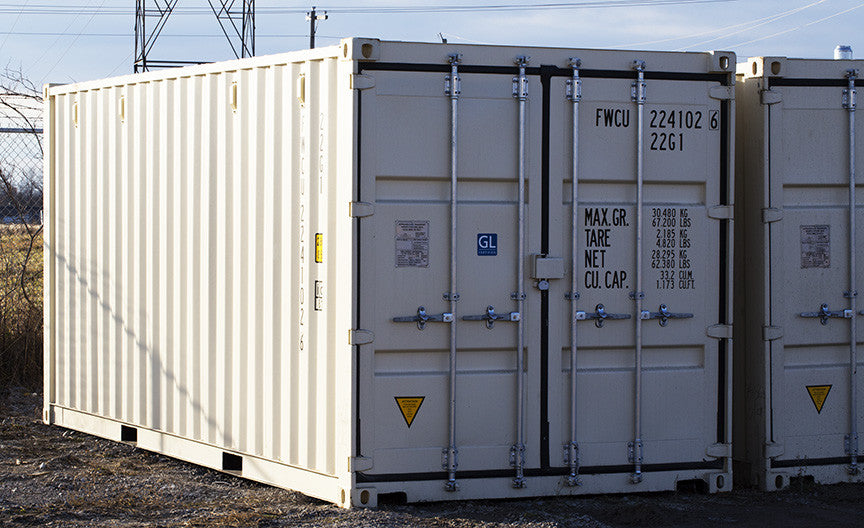 Dealing with condensation in shipping containers and freight containers: Advanced remedies for moisture