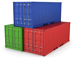 New shipping containers Sea Cans Transports