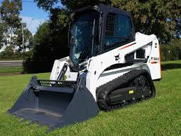 Bobcat service with experienced operator.  Bucket or Forks available.