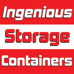 Ingenious Storage & Containers logo