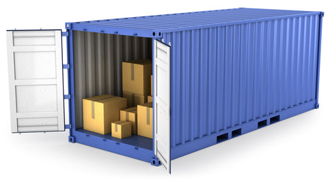Rent a shipping container for storage