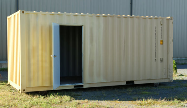 One Trip new shipping container 20ft