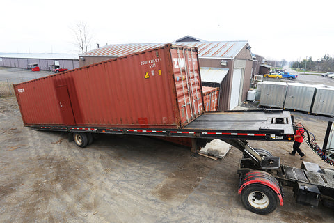 Ingenious Storage and Containers Yard in Napanee