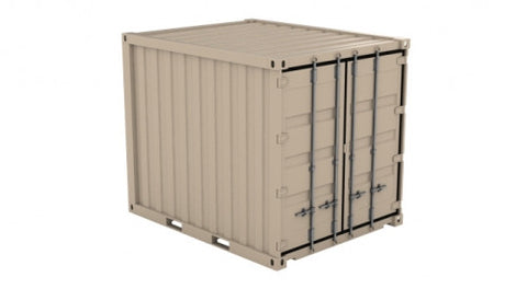 10ft New Sea Can shipping Container