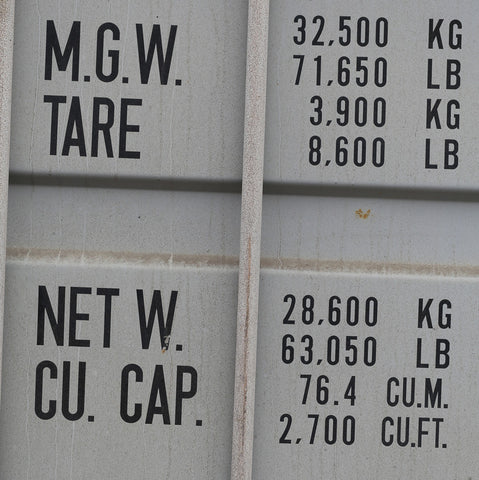 40ft HC NEW Shipping Container - High Cube Sea Can, Transport Container
