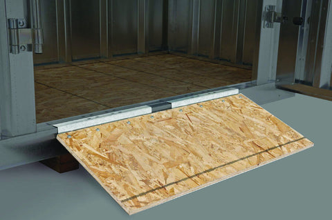 Ramp For Garden Sheds And Storage Containers