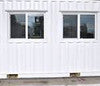 windows for shipping container