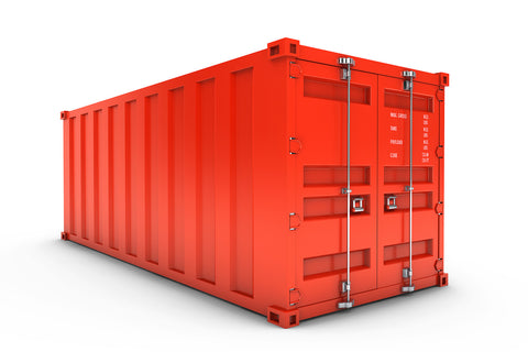 New High Cube 40ft Shipping Container