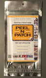 Peel-N-Patch repair patches