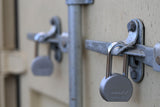 secure shipping container locks