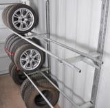 Seacan Tire Storage System