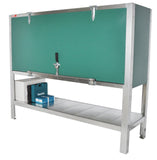Secure Lockable Tool Storage