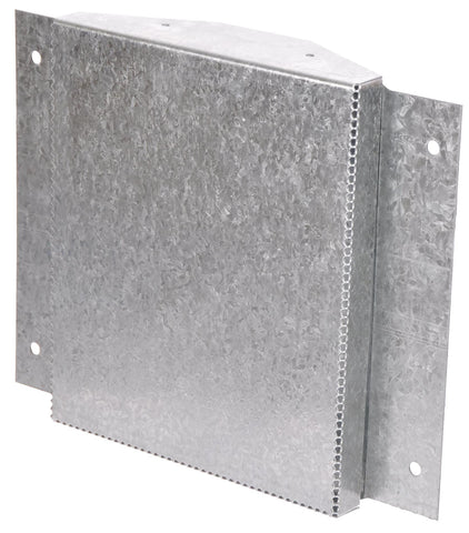 Container vent side standard