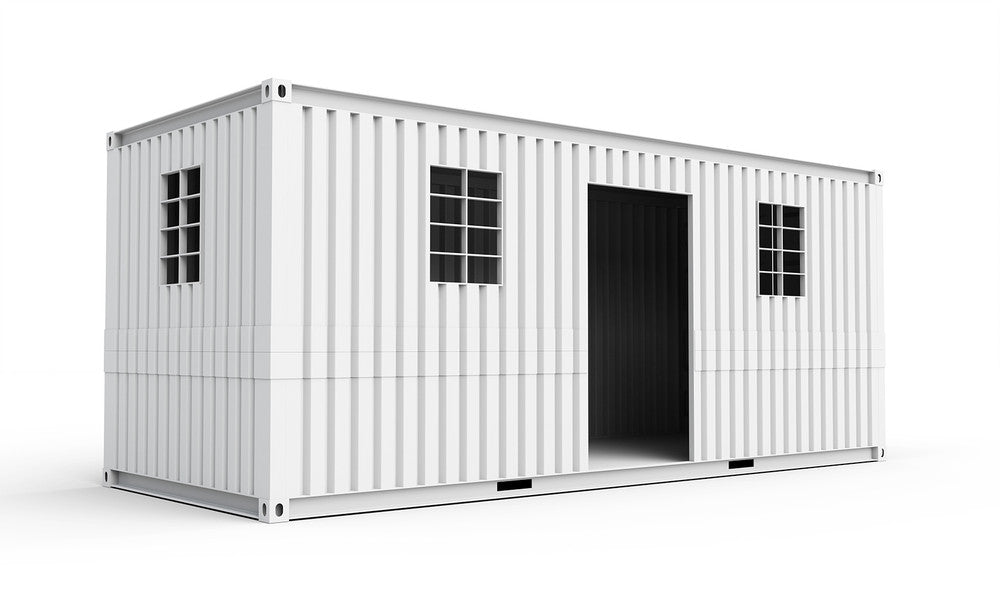 Shipping container modifications