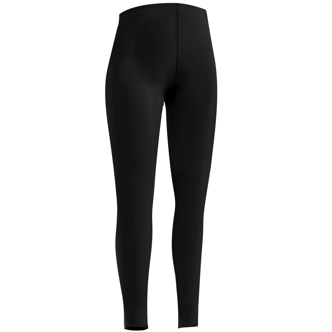 San Diego Rowing Club Juniors Uniform Fleece Tights