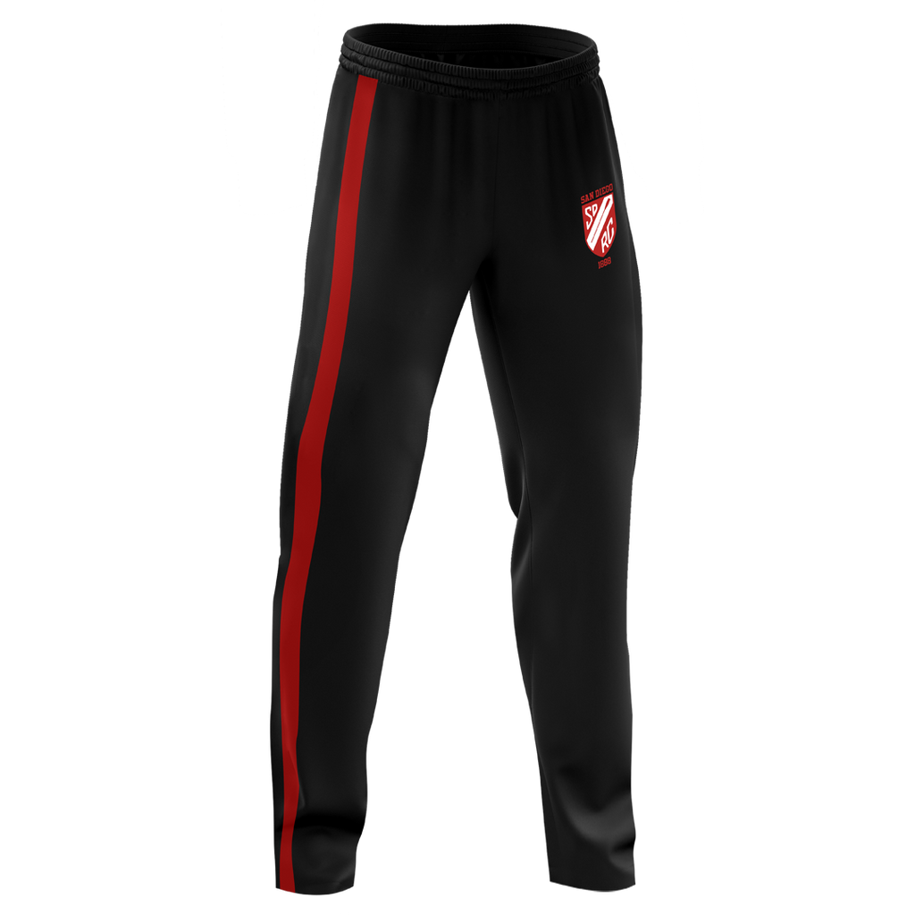 San Diego Rowing Club Team Wind Pants