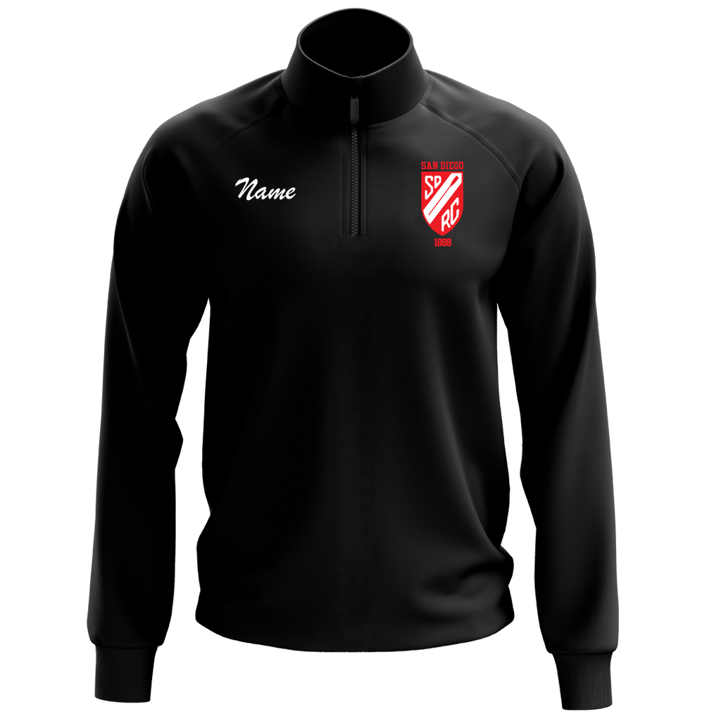San Diego Rowing Club Juniors Mens Performance Pullover