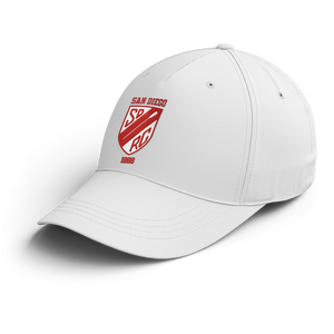 Official San Diego Rowing Club Juniors Cotton Twill Hat