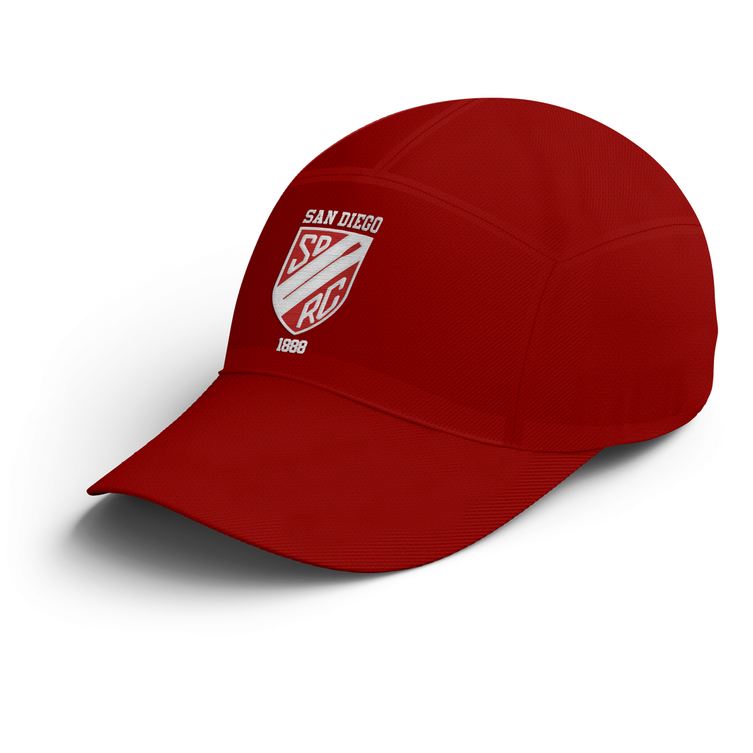 San Diego Rowing Club Juniors Team Competition Performance Hat