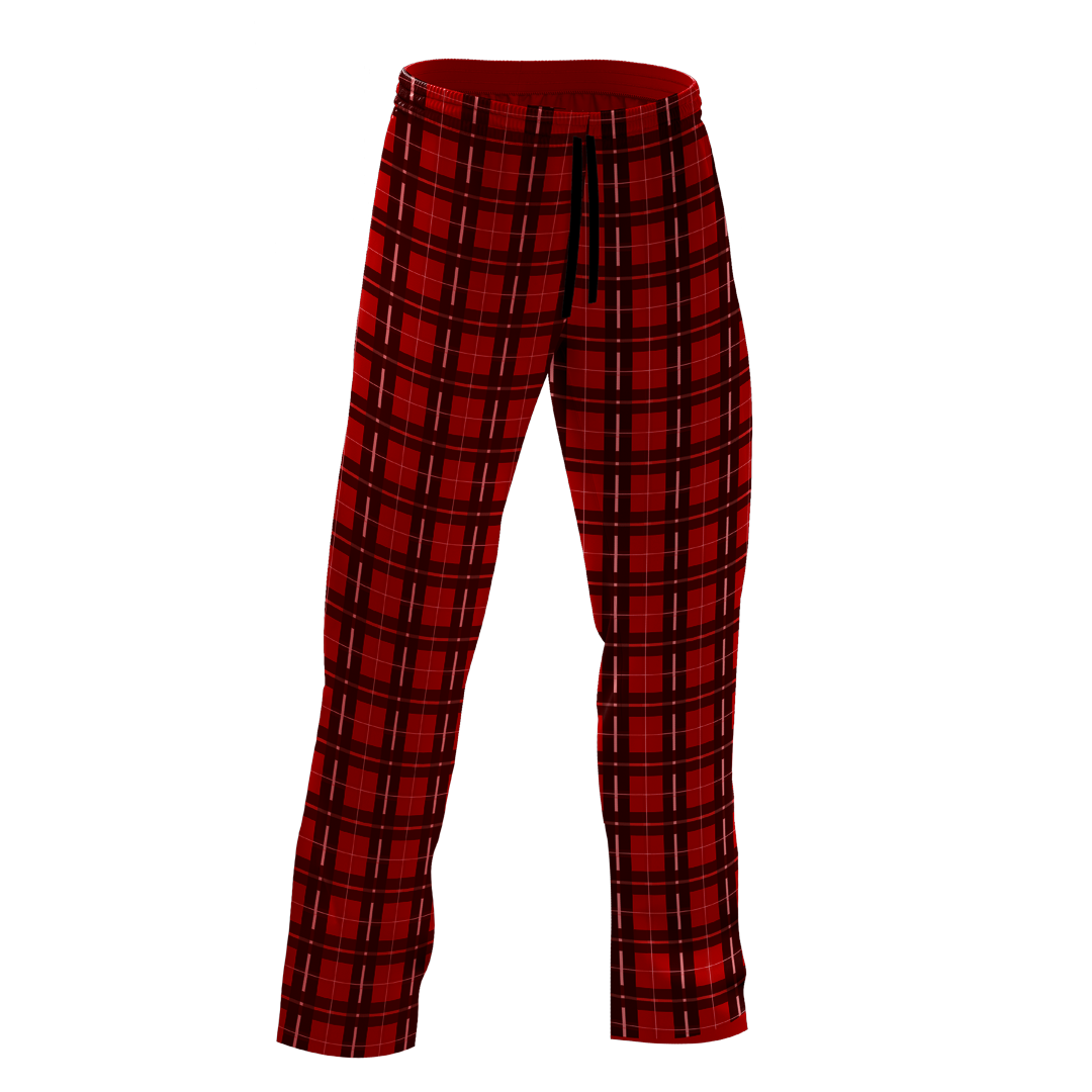 San Diego Rowing Club Juniors Flannel Pants
