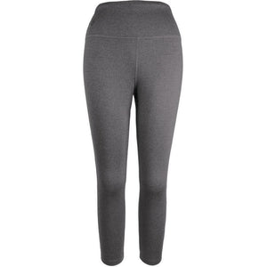 Liberty Tight Capri (Grey)