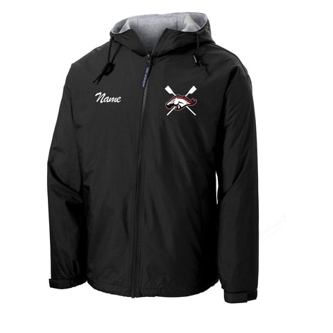 Official Brophy Crew Team Spectator Jacket