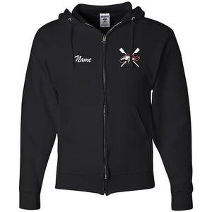 1/4 Zip Rock Creek Rowing Fleece Pullover