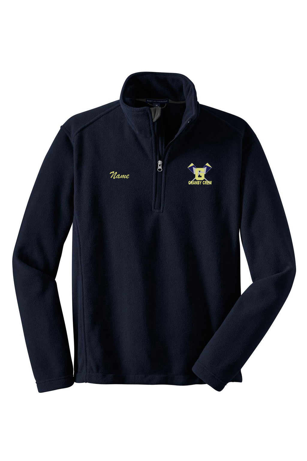 1/4 Zip Granby Crew Fleece Pullover