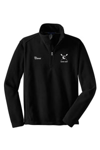 Full Zip Haven Crew Fleece Pullover