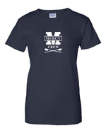 100% Cotton Mercy Crew Women's Team Spirit T-Shirt