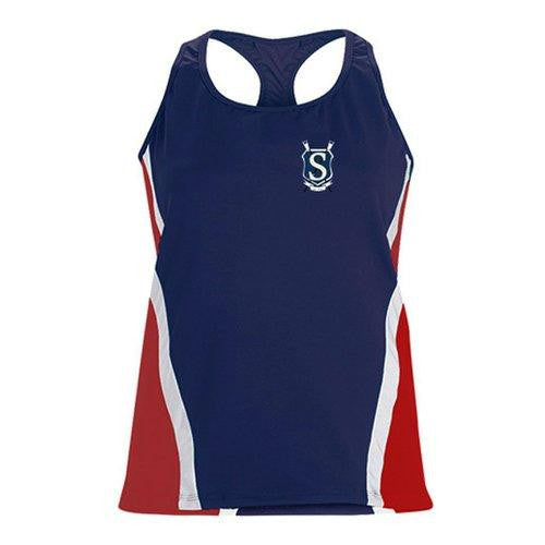 Parkersburg South Crew Women's T-back Tank