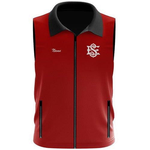 South End Team Nylon/Fleece Vest