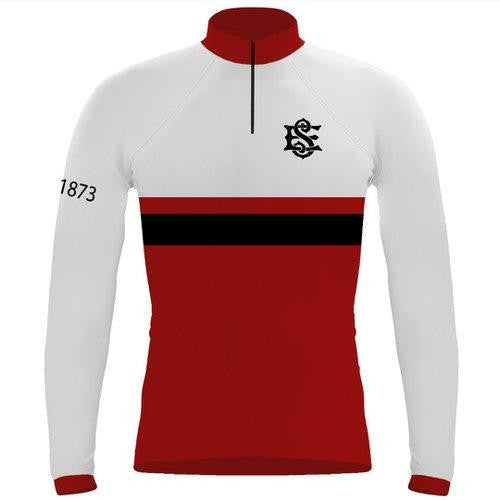 Long Sleeve South End Warm-Up Shirt