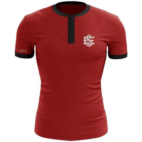 South End Uniform Henley Shirt