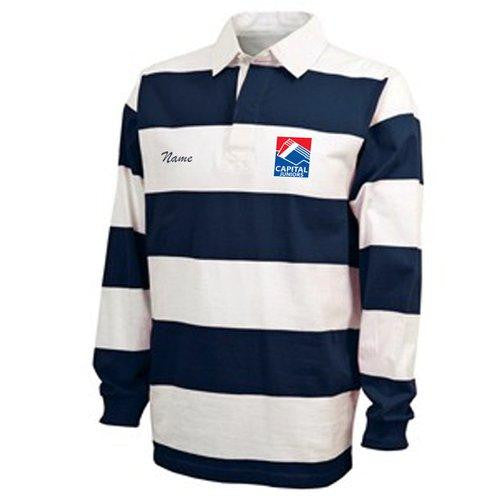 Capital Rowing Juniors Rugby Shirt