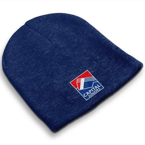 Straight Knit Capital Rowing Juniors Beanie