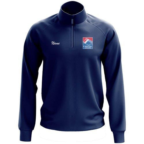 Capital Rowing Juniors Mens Performance Pullover