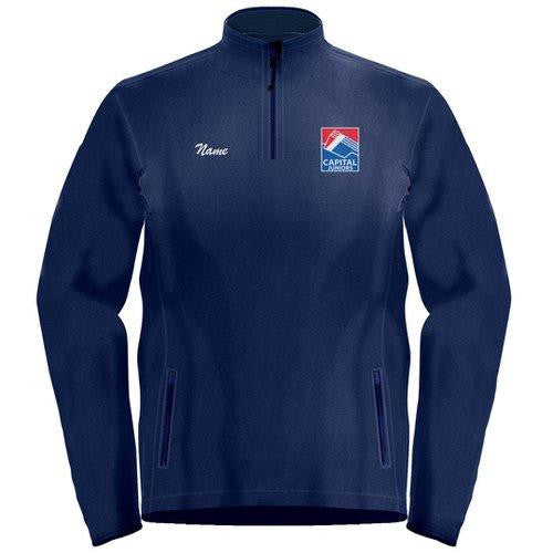 1/4 Zip Capital Rowing Juniors Fleece Pullover