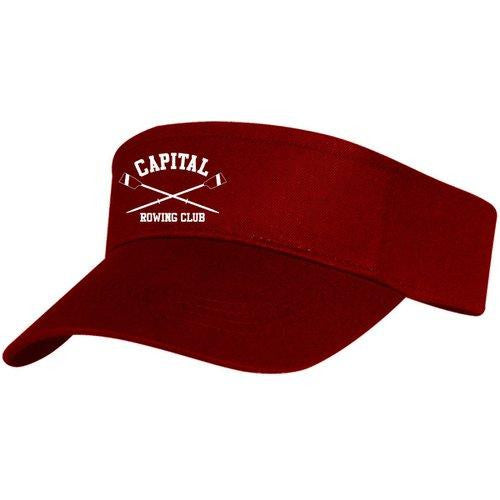 Official Capital Rowing Juniors Cotton Twill Visor