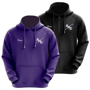 50/50 Hooded Academy of the Holy Cross Crew Pullover Sweatshirt