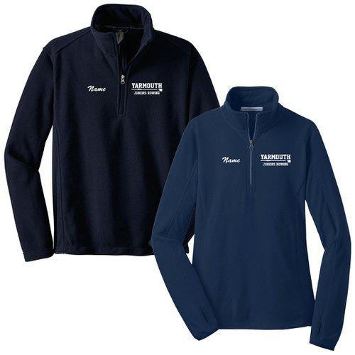 1/4 Zip Yarmouth Rowing Fleece Pullover